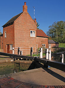 Cottage, Lock 2, Braunston