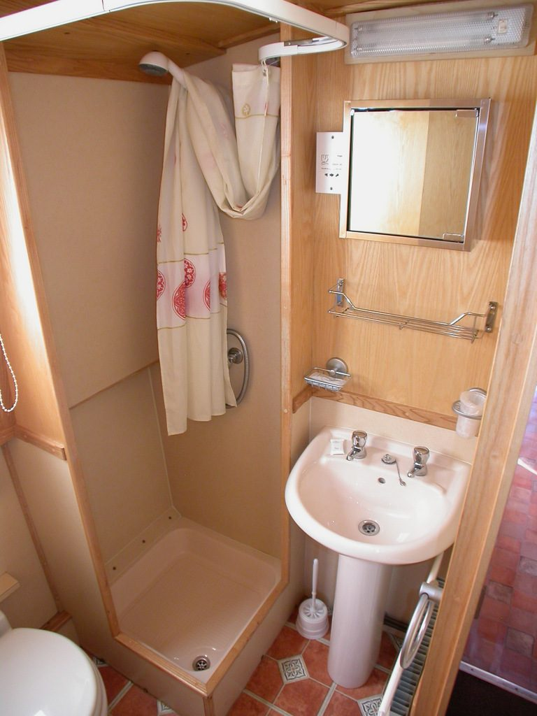 Concerto Shower room