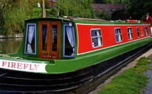 Firefly Coral Class Rose Narrowboat