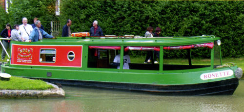 Rosette Day Boat Hire