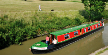Whiteclass Rose Narrowboat