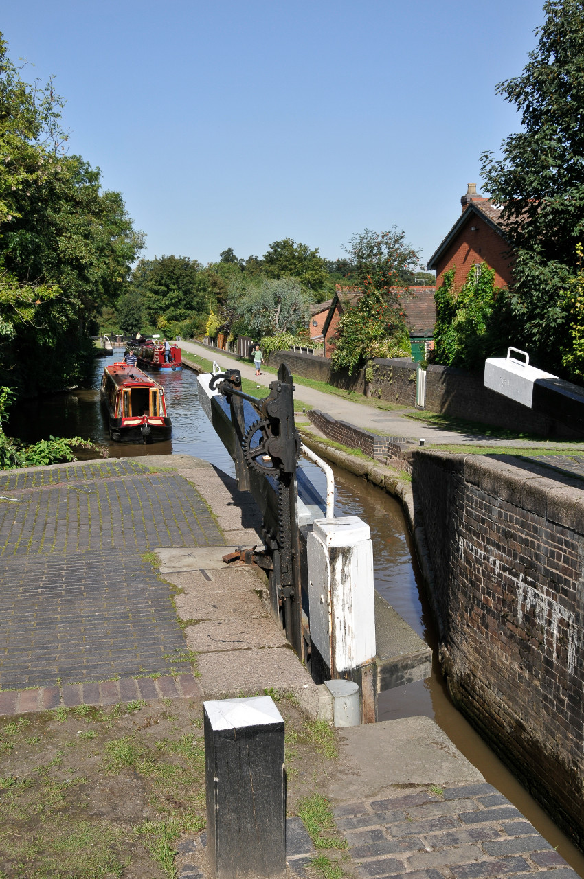 Atherstone Locks