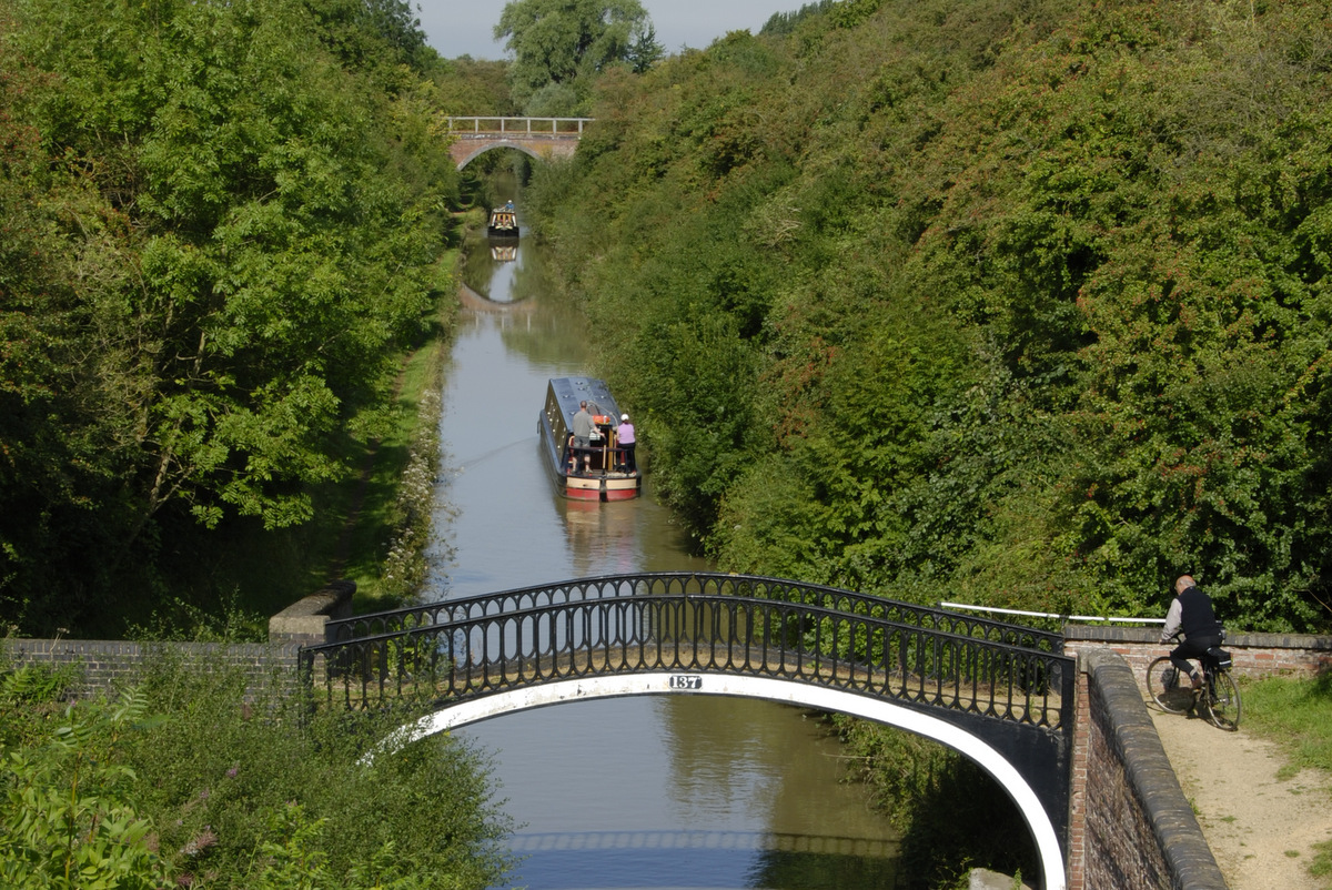 Fenny Compton 'tunnel', South Oxford canal