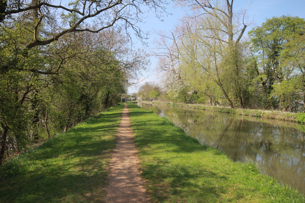 Oxford Canal Brownsover