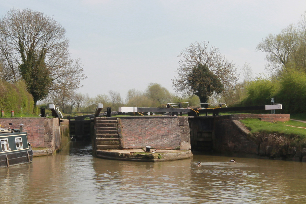 Hillmorton Locks